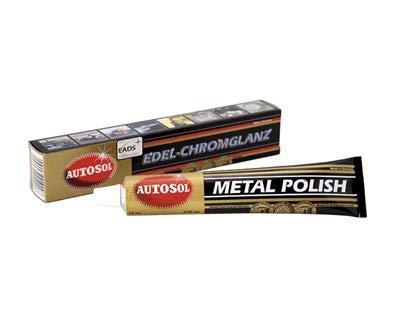 Autosol Chrome Polish Metall- und Aluminiumreiniger