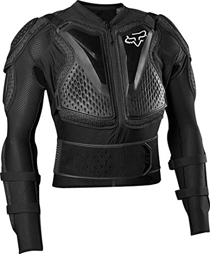 Fox Titan Sport Jacket Black