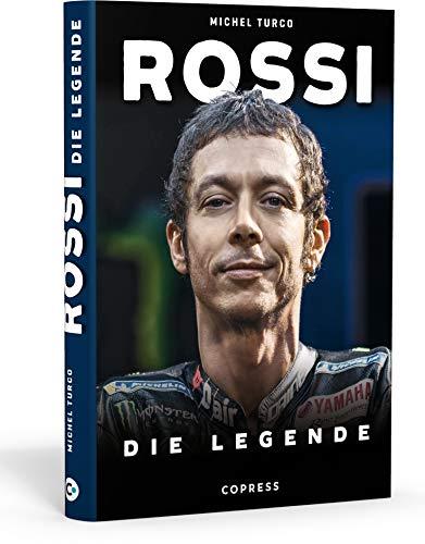 Rossi: Die Legende. Biografie und Rückblick auf 20 Jahre Karriere im Motorrad-Rennsport. Hintergründe zu seinen Siegen im MotoGP und zu seinen WM-Titeln. Aktualisierte Neuauflage.