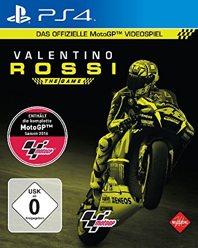 Valentino Rossi - The Game (MotoGP 2016) - [PlayStation 4]