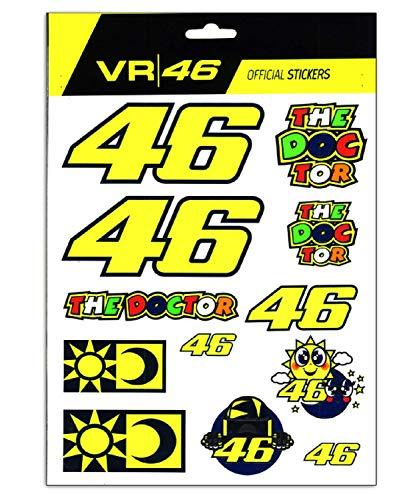 Valentino Rossi Kollektion VR46 Classic, ADESVR46C, mehrfarbig, Einheitsgröße