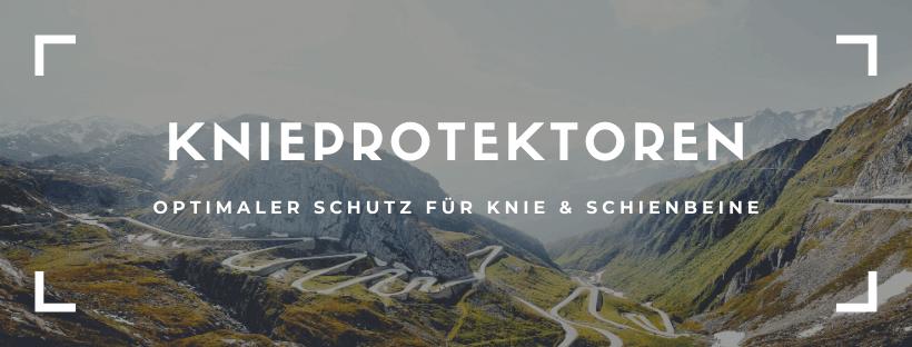 Header von Knieprotektoren