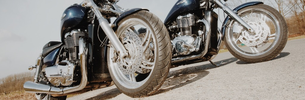 Vorderräder Motorräder