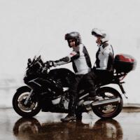 Blogbeitrag Motorradfahren Winter