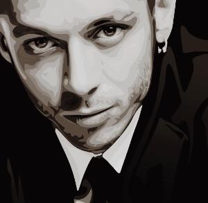 Porträt von Valentino Rossi